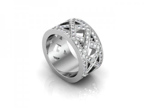Custom Wedding Band - Custom Engagement Ring - Frisco Texas 1