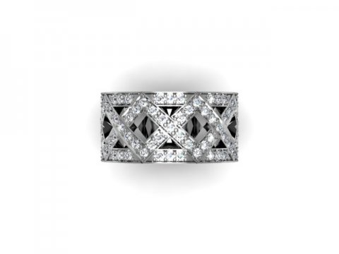 Custom Wedding Band Custom Engagement Ring Frisco Texas 4, Shira Diamonds