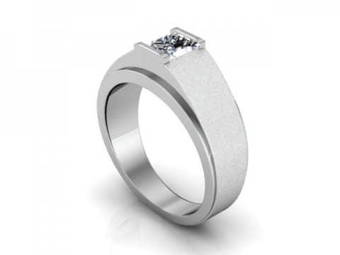 Custom mens wedding rings dallas 1