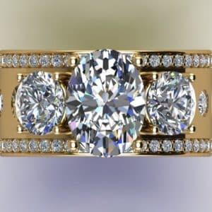 Custom_Diamond_Rings_Oval_Diamond_Rings
