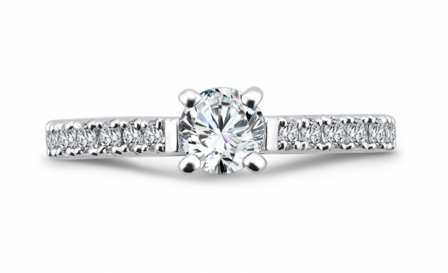 Custom Engagement Rings Dallas 4, Shira Diamonds