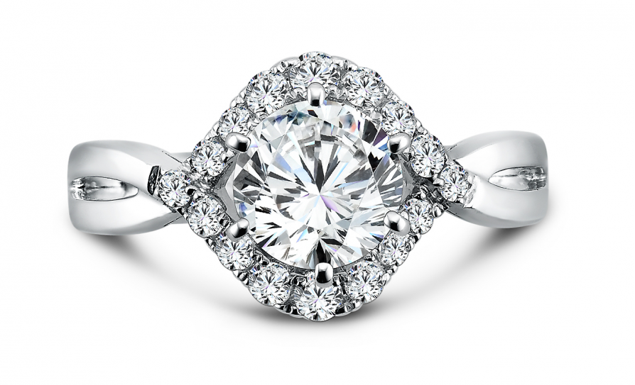 Custom Exclusive Diamond Engagement Rings Dallas, Shira Diamonds