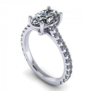 Custom_Oval_Diamond_Rings_Dallas_1