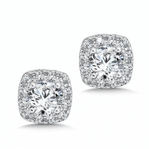 Custom_Square_Halo_Diamond_Studs_-_Custom_Diamond_Jewelry_1_Carat_Diamond_Studs_Dallas__1