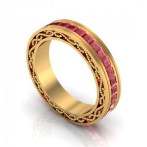 Custom_ruby_wedding_band_dallas_1