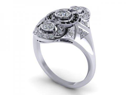 Diamond Rings Dallas 1 3, Shira Diamonds