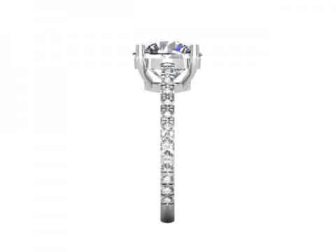 Diamond Rings Dallas 2 1 1, Shira Diamonds
