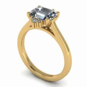 Emerald Engagement Rings in Abilene Texas - Wholesale Diamonds Abilene 1