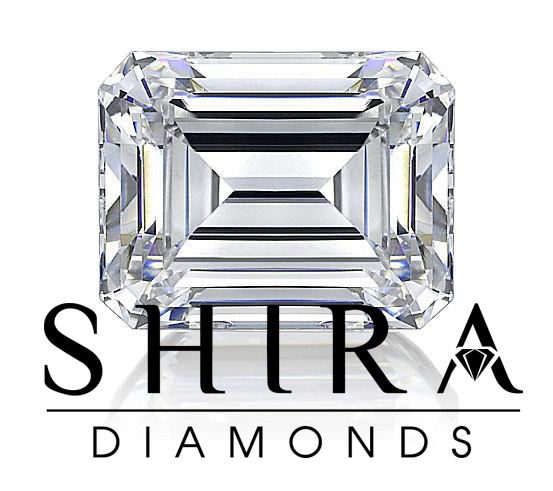Emerald Cut Diamonds   Shira Diamonds Dallas 3 2, Shira Diamonds