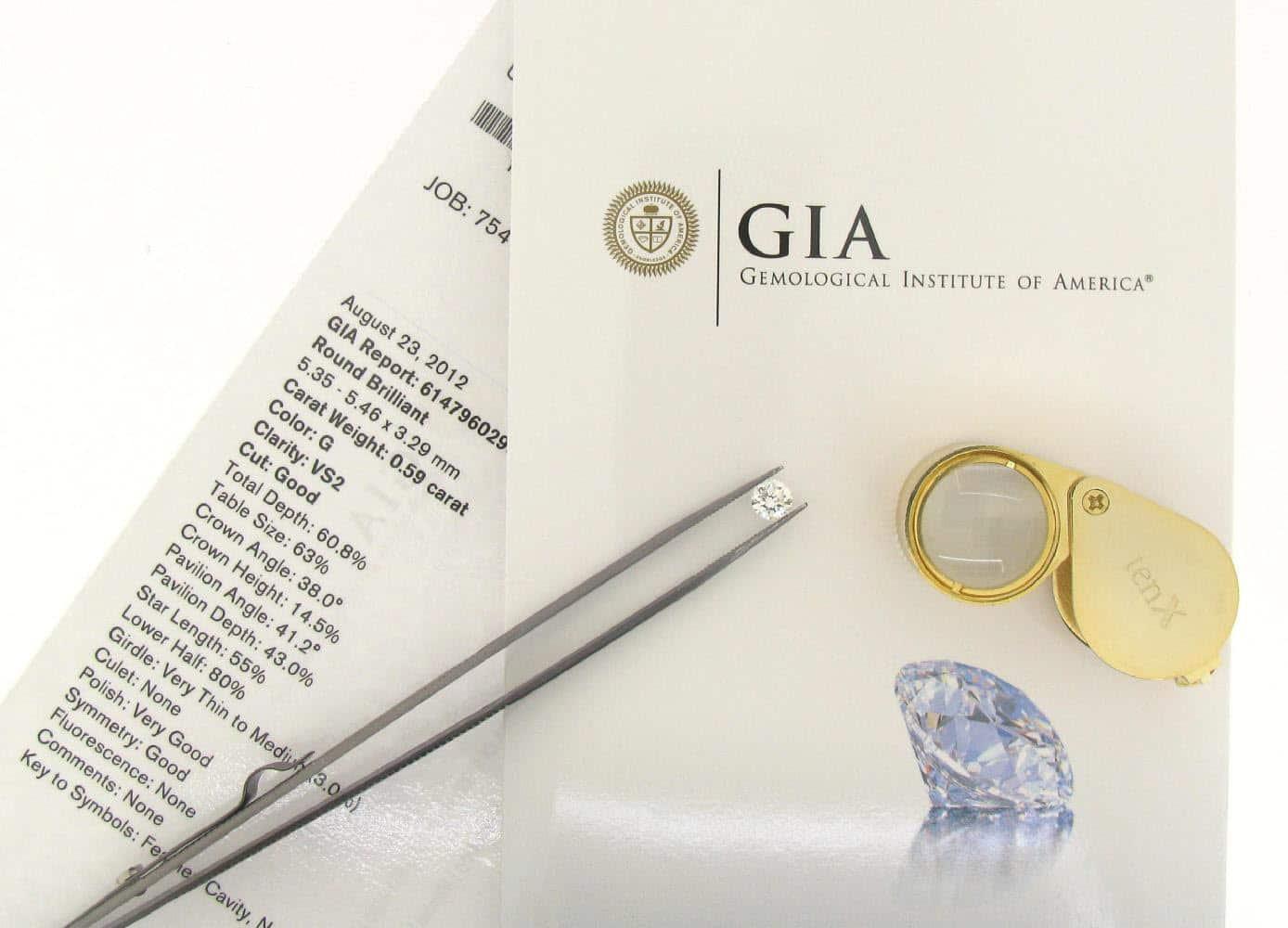 GIA Certified Diamonds In Dallas Texas 1, Shira Diamonds