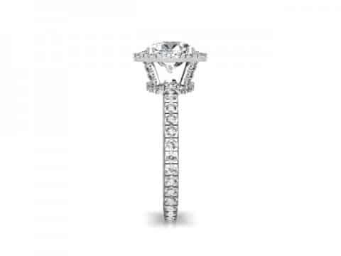 Grand Prairie Custom Diamond Rings, Shira Diamonds