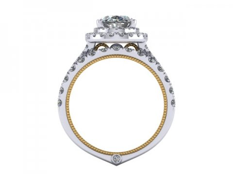 Oval Diamond Rings 4 1, Shira Diamonds