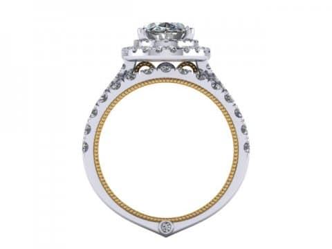 Oval Diamond Rings 4 1, Shira Diamonds