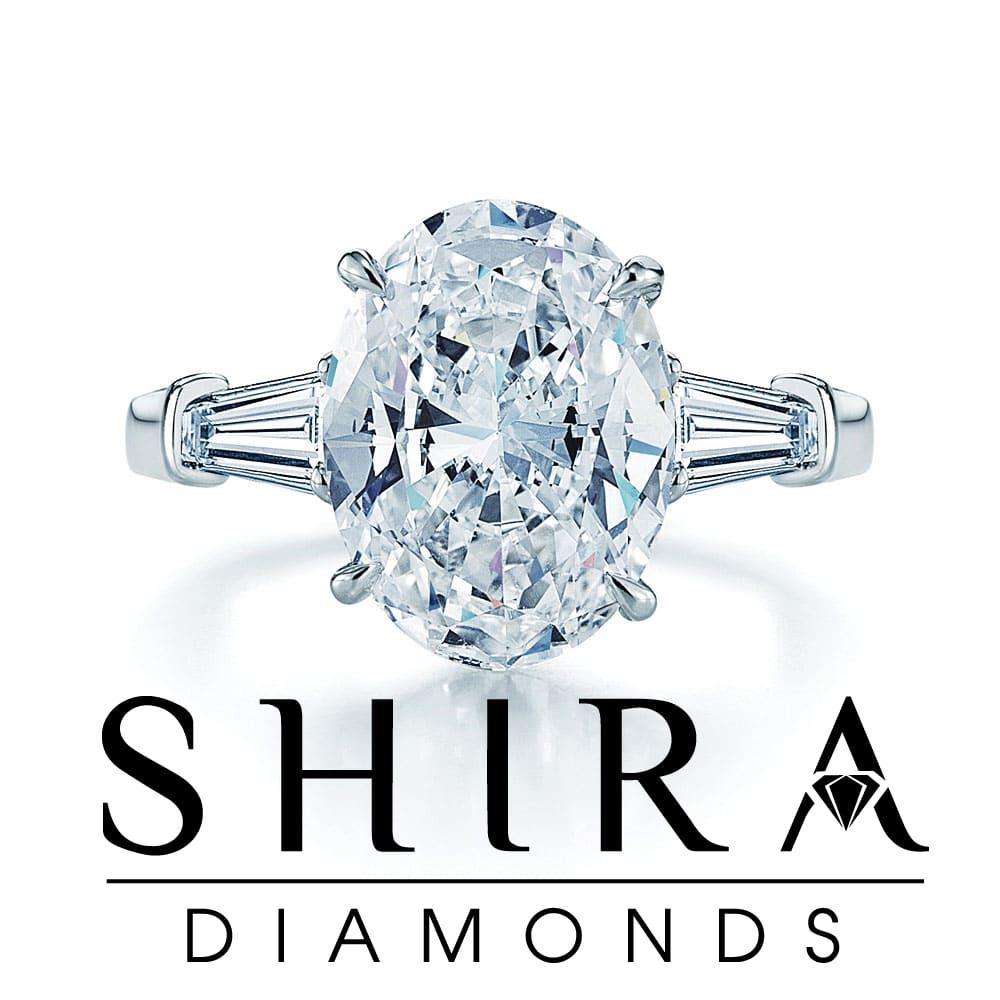 Oval Diamond Rings in Dallas Texas - Shira Diamonds (2)