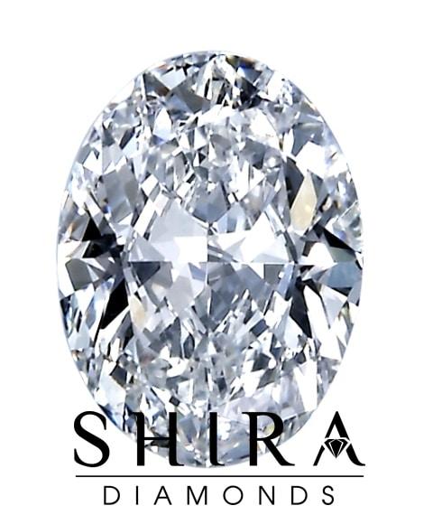Oval Diamond Shira Diamonds 13, Shira Diamonds