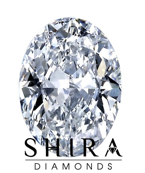 Oval Diamond - Shira Diamonds