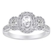 Oval Diamonds - Shira Diamonds