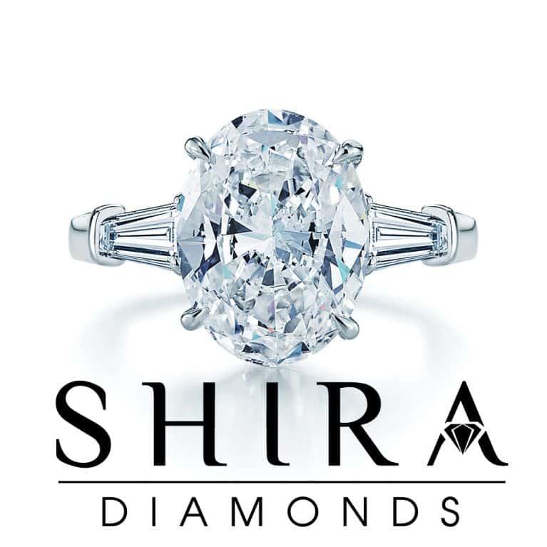 Oval Diamond Rings In Dallas Texas   Shira Diamonds 1, Shira Diamonds