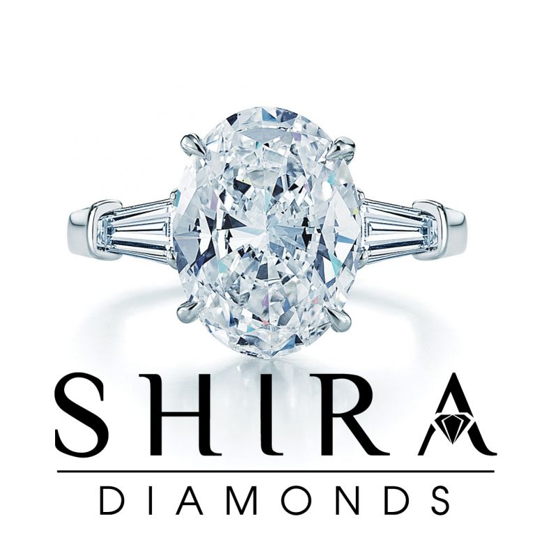 Oval Diamond Rings In Dallas Texas   Shira Diamonds 2 1, Shira Diamonds