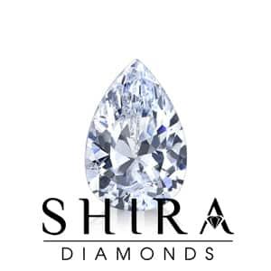 Pear Diamonds - Shira Diamonds - Wholesale Diamonds - Loose Diamonds