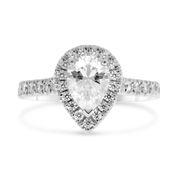 Pear Shape Diamonds - Shira Diamonds