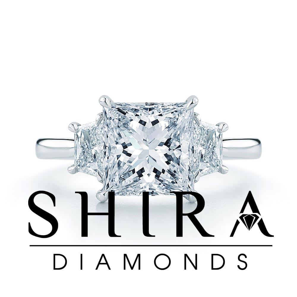 Princess Diamond Rings In Dallas Texas Shira Diamonds Princess Diamonds Dallas 6, Shira Diamonds