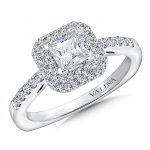 Princess Engagement Rings Dallas 3