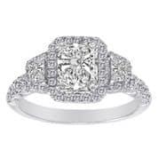 Radiant Cut Diamonds - Shira Diamonds