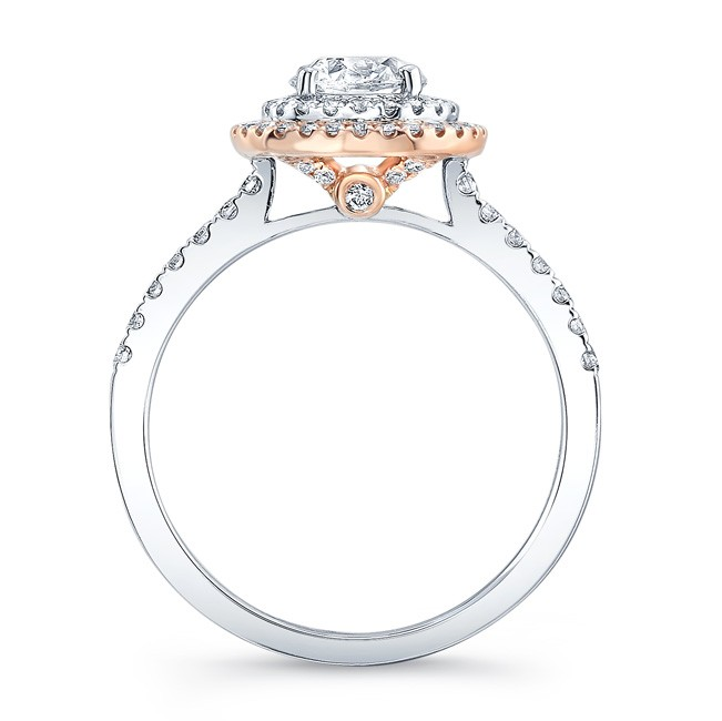 Rose Gold Diamond Engagement Rings Frisco Texas Custom Diamond Rings Frisco, Shira Diamonds
