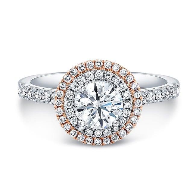 Rose Gold Diamond Engagement Rings In Frisco Texas 1, Shira Diamonds
