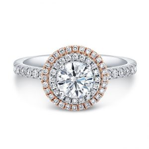 Rose_Gold_Diamond_Engagement_Rings_in_Frisco_Texas