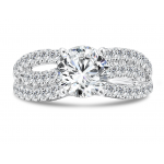 Round Diamond Ring, Shira Diamonds
