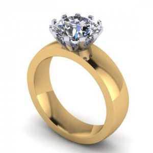 Solitaire_diamond_engagement_rings_in_Dallas_Texas_-_Custom_Diamond_Rings_1