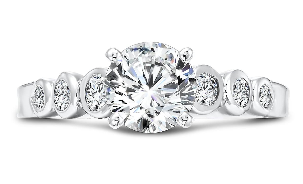 Wholesale Custom Diamond Rings Dallas 1, Shira Diamonds