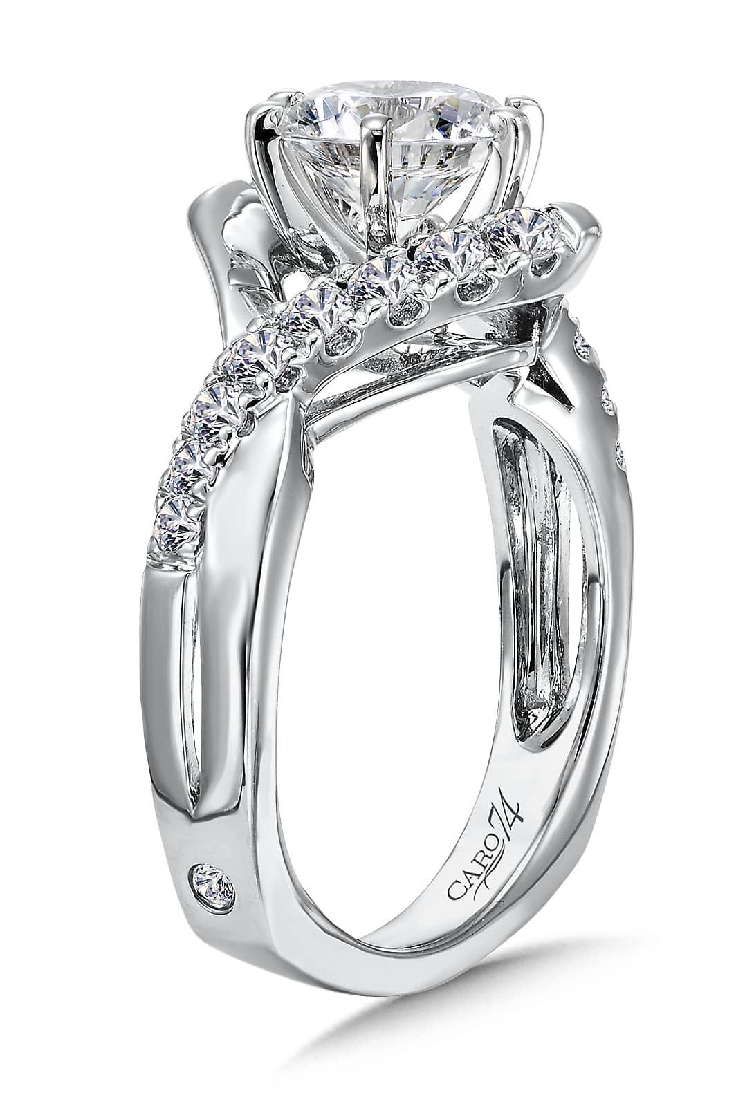Wholesale Custom Engagement Rings Dallas 1, Shira Diamonds