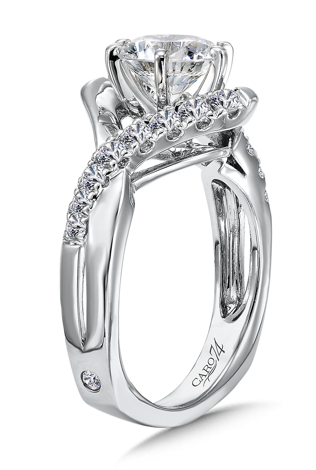 Wholesale Custom Engagement Rings Dallas 2, Shira Diamonds