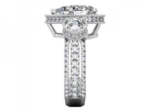 Wholesale Jewelry Arlington Texas - Custom Pear Engagement Rings Dallas 2