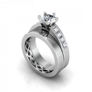 Wholesale Round Engagement Rings Dallas 1 (1)