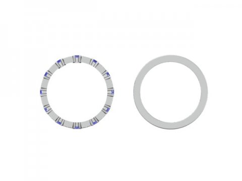 Wholesale Sapphire Wedding Bands Dallas 2 1, Shira Diamonds
