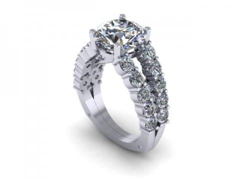 Wholesale Diamond Rings Frisco 2 1, Shira Diamonds