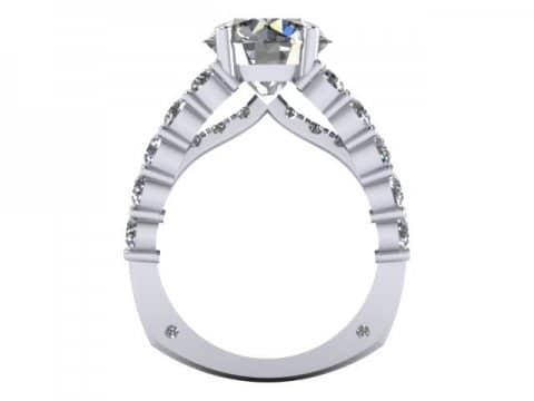 Wholesale Diamond Rings Frisco 4 1, Shira Diamonds