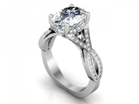 Wholesale oval diamond rings dallas 1