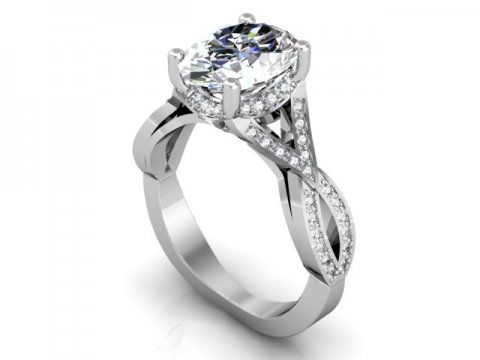 Wholesale Oval Diamond Rings Dallas 1 2, Shira Diamonds