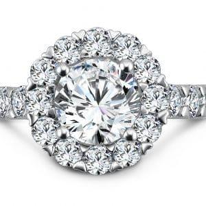 Wholesale_Halo_Engagement_Ring