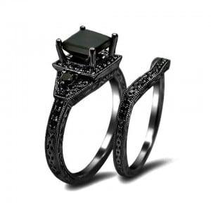 Black Diamond Princess Ring 300x300 1, Shira Diamonds