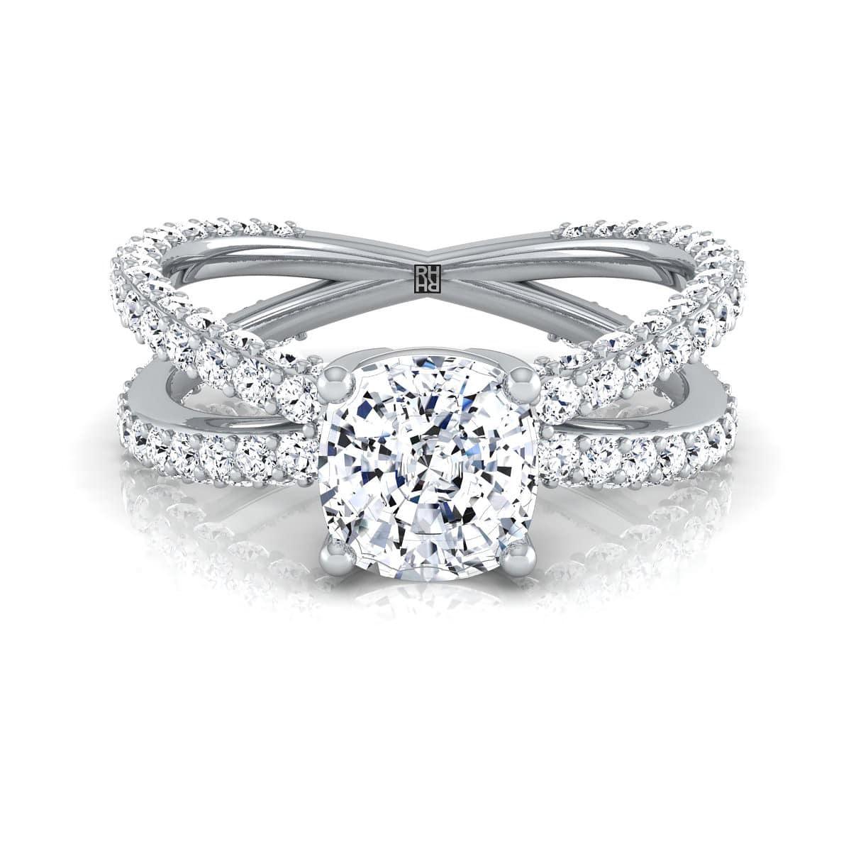 Custom Diamond Engagement Rings Dallas, Shira Diamonds