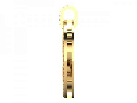 custom diamond pendant dallas 3
