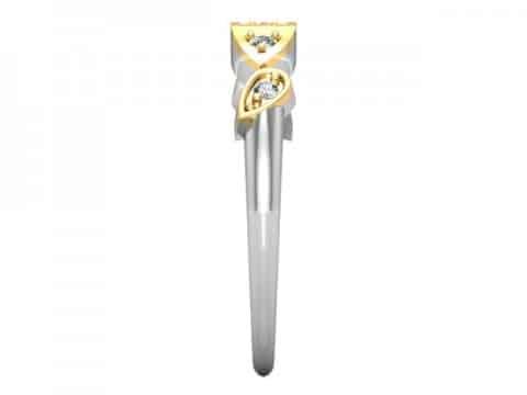 Custom Diamond Rings Dallas 2 1 3, Shira Diamonds