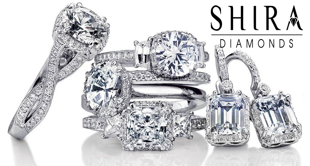 diamond jewelry in Dallas Texas at Shira Diamonds