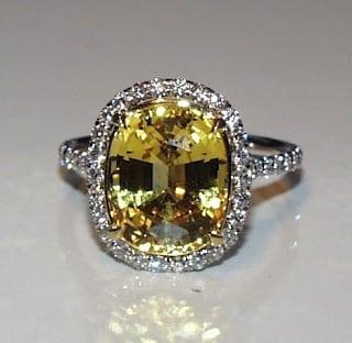 Diamond Ring, Shira Diamonds